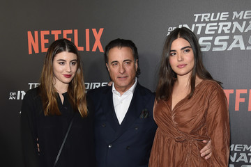 Andy Garcia 'True Memoirs of an International Assassin' New York Premiere