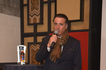 Andy Garcia Martell Icons of Caractere Launch Event