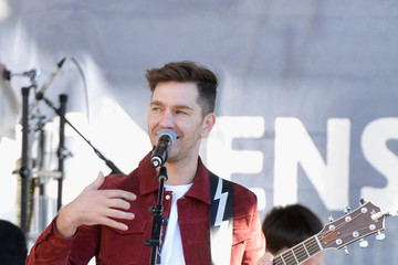 Andy Grammer Women's March Los Angeles 2018