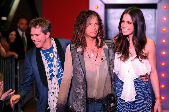Steven Tyler & Andy Hilfiger Host Andrew Charles' Fashion Show