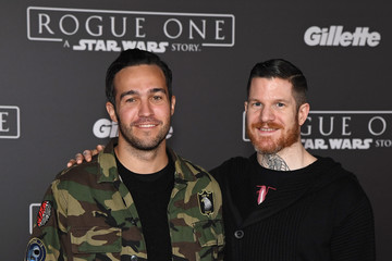 Andy Hurley Premiere of Walt Disney Pictures and Lucasfilm's 'Rogue One: A Star Wars Story' - Arrivals