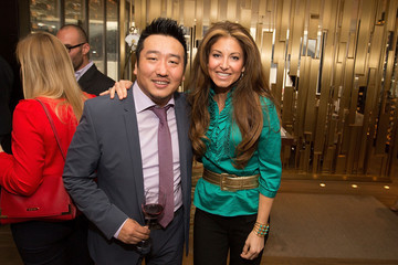 Andy Li Michigan Avenue Magazine and TR Napa Valley Host a Benefit Luncheon For Dylan's Candy BarN With Cover Star Dylan Lauren At Travelle