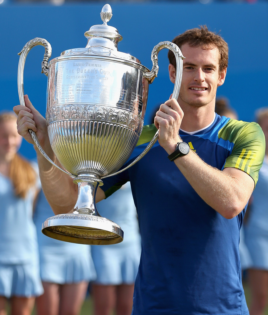 Andy Murray - AEGON Championships - Day Seven