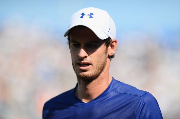 Five-Time Champion Andy Murray Crashes Out Of Queen's In 11-Year Low