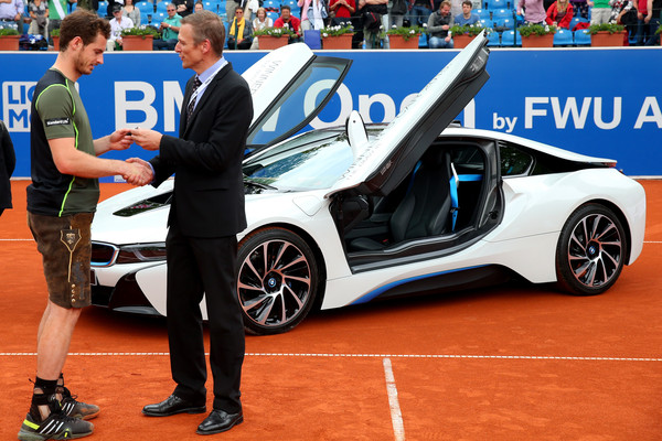 Bmw Of Murray >> Andy Murray Photos Photos Bmw Open 2015 Day 9 Zimbio