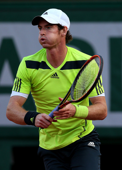 Andy Murray - French Open: Day 11