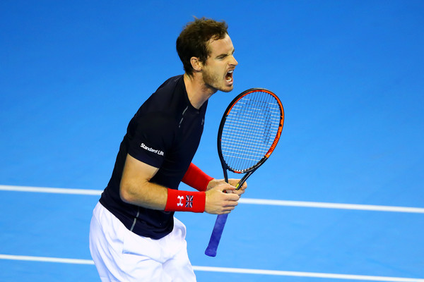 The British Comeback Continues As Andy Murray Downs Guido Pella