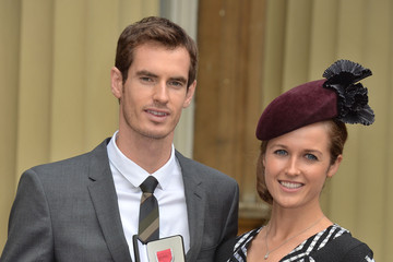 Andy Murray Kim Sears European Best Pics of the Day
