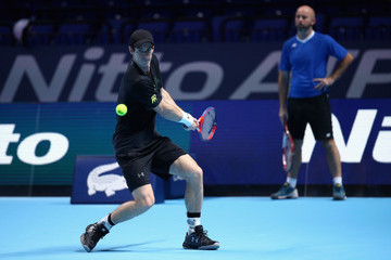Andy Murray Previews - Nitto ATP World Tour Finals