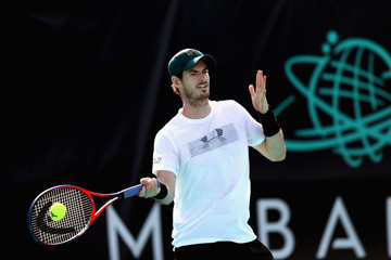 Andy Murray Mubadala World Tennis Championship - Day One