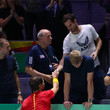 Andy Murray Great Britain Compete For 2019 Davis Cup