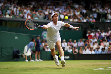 Andy Murray Day Seven: The Championships - Wimbledon 2017