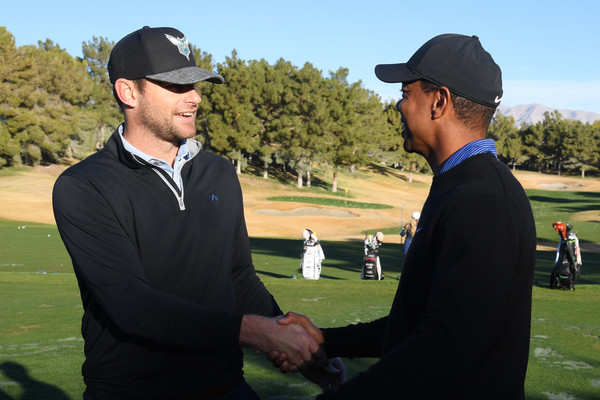 The Match: Tiger vs. Phil – Pro-Am Tournament [golf,sport venue,golf club,golf course,fourball,recreation,competition event,golf equipment,sports,ball game,las vegas,nevada,shadow creek golf course,match: tiger vs phil -- pro-am tournament,pro-am tournament for the match: tiger vs phil,andy roddick,tiger woods]