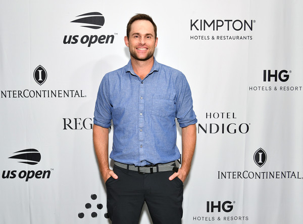 Andy Roddick, Monica Puig, And Leon Bridges At 'Legends, Unmatched' Event