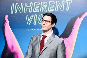 """Andy Samberg Premiere Of Warner Bros. Pictures' """"Inherent Vice"""" - Arrivals"""