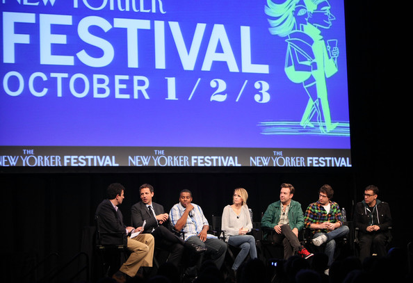 "The 2010 New Yorker Festival:  ""Saturday Afternoon Live"" with the Cast of SNL"