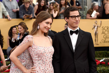 Andy Samberg 21st Annual Screen Actors Guild Awards - Arrivals