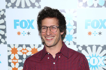 Andy Samberg Arrivals at the Fox Summer TCA All-Star Party