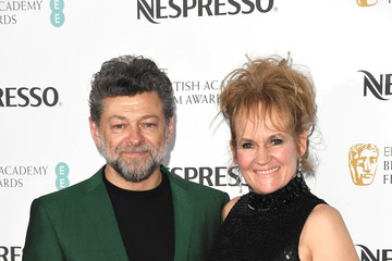 Andy Serkis Nespresso British Academy Film Awards Nominees Party - Red Carpet Arrivals