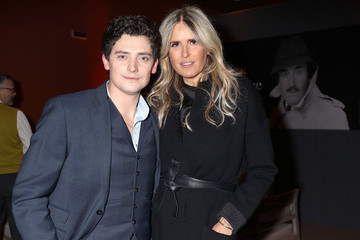 Aneurin Barnard Campari At The 13th Rome Film Fest