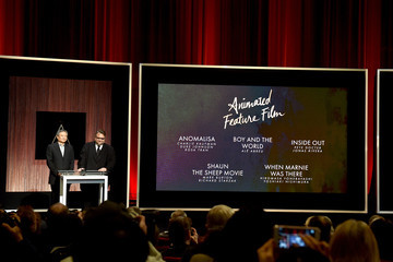 Ang Lee 88th Oscars Nominations Announcement