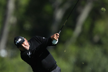 Angel Cabrera The Masters - Round Two
