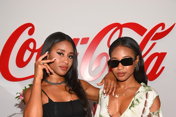 Angel Coleman Dren Coleman 2021 ESSENCE Festival Of Culture Presented By Coca-Cola - Week 2 Day 2