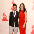 Angela Alvarado Miguel Bose Honored in Las Vegas