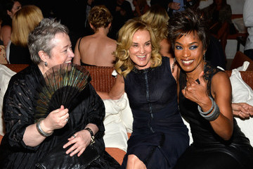 """Angela Bassett Kathy Bates Premiere Of FX's """"American Horror Story: Coven"""" - After Party"""