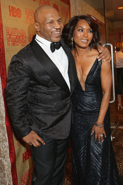 Angela Bassett - Stars at HBO's Golden Globes Afterparty