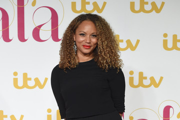 Angela Griffin ITV Gala - Red Carpet Arrivals
