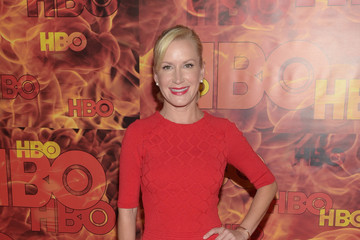Angela Kinsey HBO's Official 2015 Emmy After Party - Arrivals