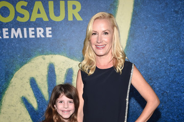 Angela Kinsey World Premiere of Disney-Pixar's 'The Good Dinosaur' at El Capitan Theatre
