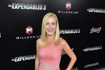 Angela Kinsey 'The Expendables 3' Premieres in Hollywood — Part 2