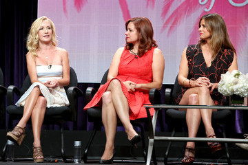 Angela Kinsey Hulu's TCA Presentation And Cocktail Party