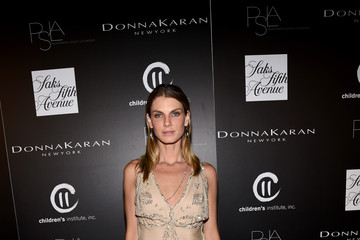 Angela Lindvall Celebs at the PSLA Autumn Party