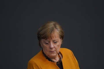 Angela Merkel European Best Pictures Of The Day - March 24