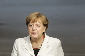 Angela Merkel New German Government Sworn In, Merkel Takes Fourth Term