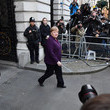 Angela Merkel NATO Leaders Summit Takes Place In The UK - Day One