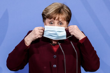 Angela Merkel European Best Pictures Of The Day - March 20