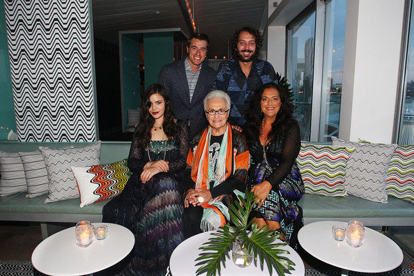 Angela Missoni Hosts Exclusive Event