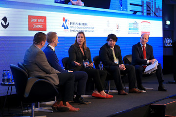 Angela Ruggiero SportAccord Convention 2017 - Day Four