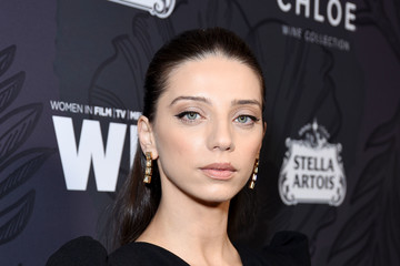 Angela Sarafyan 12th Annual Women In Film Oscar Nominees Party Presented By Max Mara With Additional Support From Chloe Wine Collection, Stella Artois And Cadillac - Red Carpet