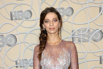 Angela Sarafyan HBO's Official Golden Globe Awards After Party - Arrivals