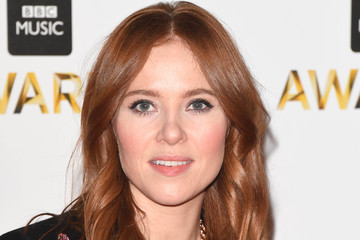 Angela Scanlon BBC Music Awards - Red Carpet Arrivals