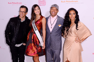 Angela Simmons Russell Simmons' Rush Philanthropic Arts Foundation's Annual Rush HeARTS Education Valentine's Luncheon - Arrivals
