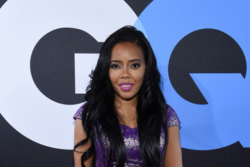 Angela Simmons GQ and LeBron James Celebrate All-Star Style - Arrivals