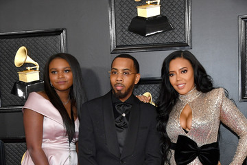 Angela Simmons 62nd Annual GRAMMY Awards - Arrivals