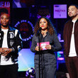 Angela Yee The 2020 iHeartRadio Podcast Awards – Show