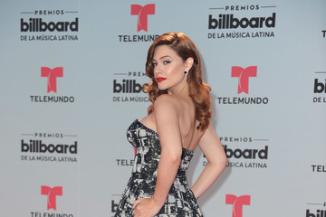 Angelica Celaya Billboard Latin Music Awards - Arrivals